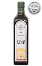 "Olio extra vergine ""i Tesori del Sole"" vincitore Silver Medal DIOOC 2016 - Palermo"