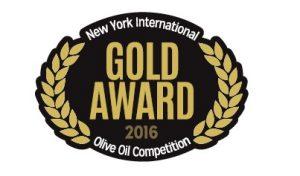 Gold Award i Tesori del Sole Lametia Dop Nyiooc 2016