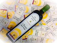 Olio extra vergine di oliva i Tesori del Sole Eccellenze di Calabria