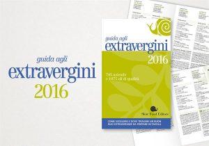 "Olio extra vergine ""i tesori del sole"" sulla guida degli oli extravergini slow food 2016"