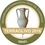 "Premio TerraOlivo 2016 olio extravergine ""i Tesori del Sole"" Lametia Dop"