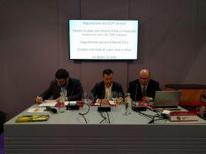 L'olio extravergine Lametia Dop al Vinitaly 2017